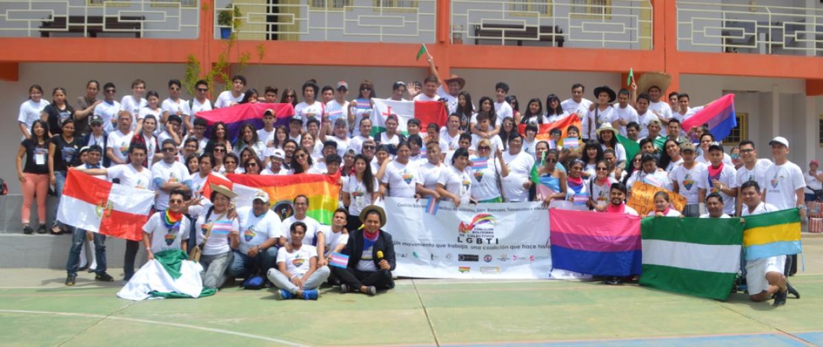 VI Cumbre nacional de la COALIBOL LGBTI Tarija  2019