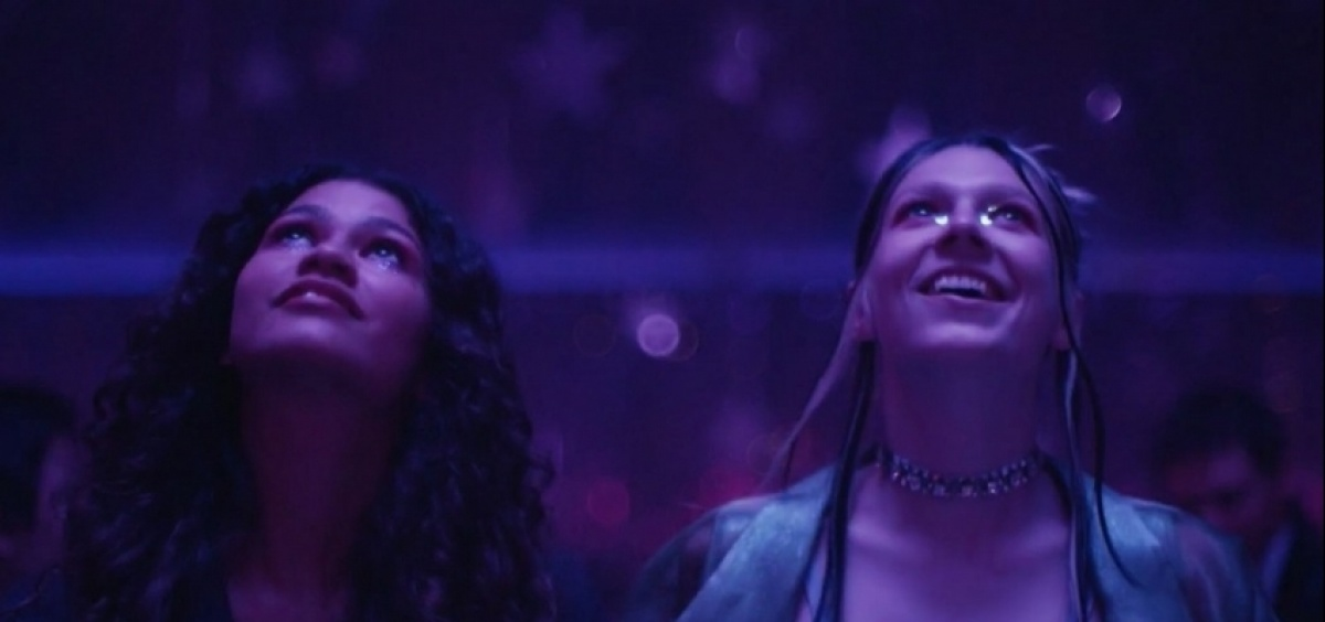 Mil razones para ver Euphoria, la serie lésbica del momento.
