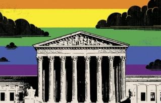 Tres casos de personas LGBT ponen a prueba los principios conservadores de la Corte Suprema de EU  Fuente: https://newsweekespanol.com/2019/10/lgbt-prueba-principios-conservadores-corte-eu/ Publicado por: Roger Parloff