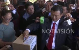 Chi sorprende y arrebata a Ortiz el tercer lugar en las elecciones