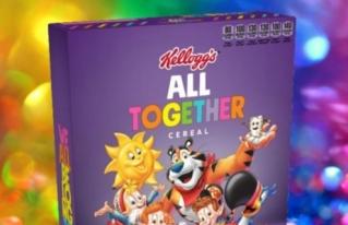 Kelloggs lanza cereal LGBTQ como símbolo contra el bullying
