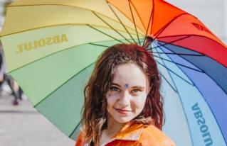 ABSOLUT apoyó a la comunidad LGBT en la Marcha del Orgullo 2019