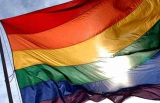 Primera marcha del orgullo LGBT en San Nicolás