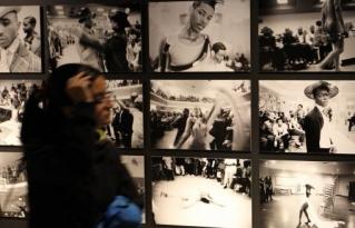 Muestra fotográfica del 'vogue', un baile afrolatino de comunidades LGBT.