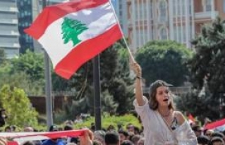 La defensa de los derechos LGTB se abre paso en las protestas de Beirut