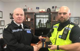 La Policía Real de Gibraltar nombra a un nuevo Agente de Enlace LGTB