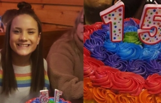 Escuela cristiana expulsa a alumna por comer pastel arcoiris