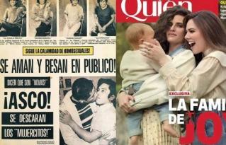 """De """"mujercitos"""" a familia incluyente: así cambió en la prensa mexicana el retrato de la homosexualidad"""