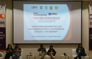 Miembros de la comunidad LGBT acusaron exclusión en el proceso electoral 2018-2019