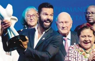 'Queremos igualdad': Ricky Martin