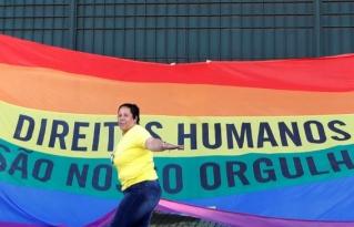 La policía militar brasilera mató a un activista LGBTI