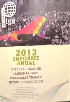 2013 Informe Anual Internacional de Lesbianas, Gays, Bisexuales Trans e Intersex Asociación