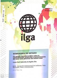 Homofobia de Estado: Un estudio mundial jurídico sobre la criminalización, protección y reconocimiento del amor entre personas del mismo sexo
