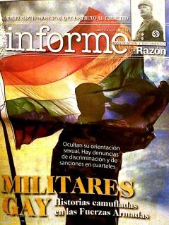 Militares Gay: Historias camufladas en las Fuerzas Armadas