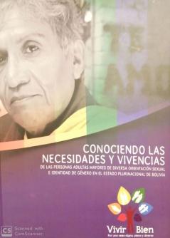 Conociendo las Necesidades y Vivencias de las Personas Adultas Mayores de Diversa Orientación Sexual e Identidad de Género en el Estado Plurinacional de Bolivia