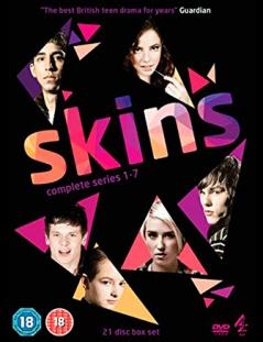 Skins 1ra temporada