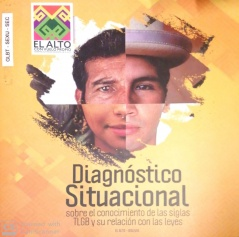 Diagnóstico Situacional sobre el conocimiento de las siglas TLGB y su relación con las leyes