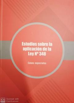 Estudios sobre la aplicación de la le N348