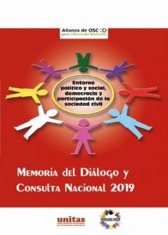 Memoria del Diálogo y Consulta Nacional 2019