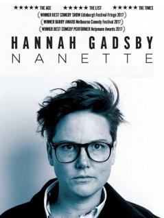 HANNAH GADSBY NANETTE