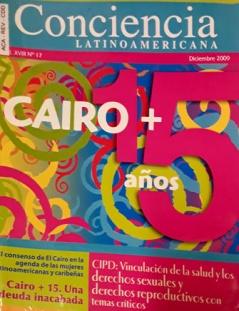 Conciencia Latinoamericana. Vol XIII No.10. Diciembre 2004 El VIH SIDA un llamado a la acción