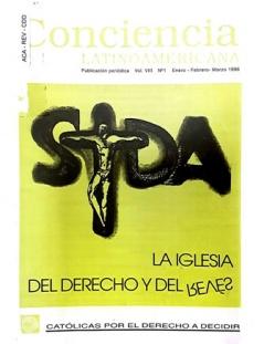 Conciencia Latinoamericana. Vol XVI No 14. Abril 2007 ¿Globalmente resignadas? Mujeres, pobreza y religión