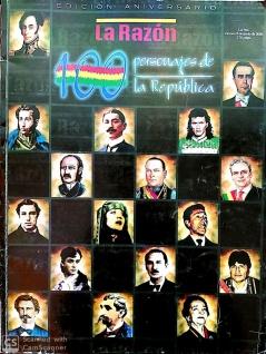 100 personajes de la República