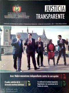 Justicia Transparente