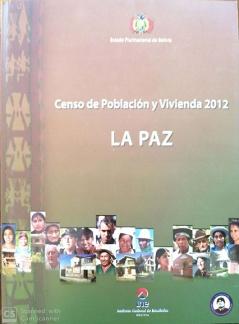 Censo de Población y Vivienda 2012 La Paz