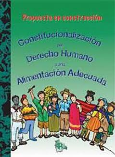 Propuesta en construcción: Constitucionalización del Derecho Humano a una Alimentación Adecuada