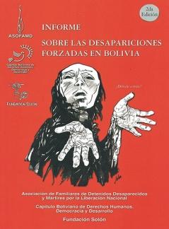 Informe sobre las desapariciones forzadas en Bolivia