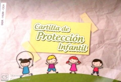Cartilla de Protección Infantil
